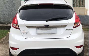 Ford New Fiesta Titanium 1.6 16V PowerShift