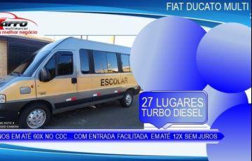 Fiat Ducato 2.3 Multi Teto Alto 16V Turbo