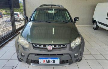 Fiat Palio 1.8 MPi Adventure Weekend 16v - Foto #2