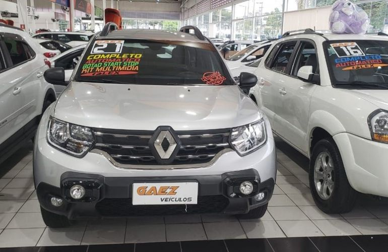 Renault Duster 1.6 16V Sce Iconic - Foto #1