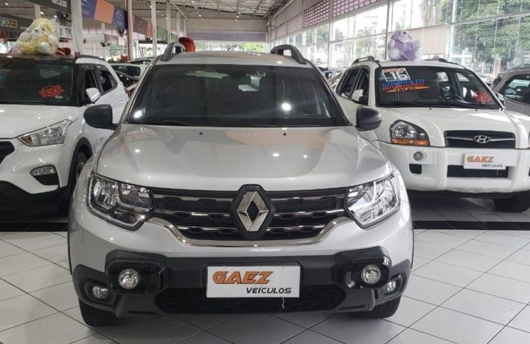 Renault Duster 1.6 16V Sce Iconic - Foto #4