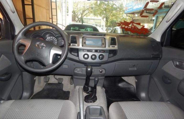 Toyota Hilux SR 4X4 Cabine Dupla 3.0 Turbo 8V - Foto #3