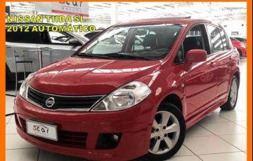 Nissan Tiida 1.8 SL 16v - Foto #1