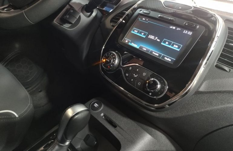 Renault Captur 1.6 Intense CVT - Foto #10