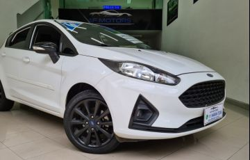 Ford Fiesta 1.0 EcoBoost SEL Style