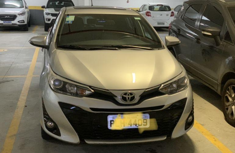 Toyota Yaris 1.5 XLS CVT (Flex) - Foto #1