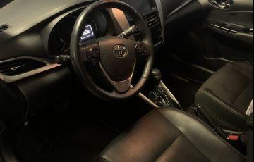 Toyota Yaris 1.5 XLS CVT (Flex) - Foto #6
