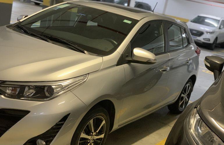 Toyota Yaris 1.5 XLS CVT (Flex) - Foto #8