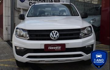 Volkswagen Amarok 2.0 S 4x4 CD 16V Turbo Intercooler - Foto #1