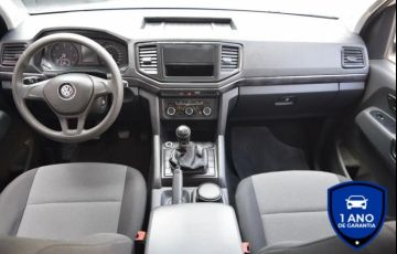 Volkswagen Amarok 2.0 S 4x4 CD 16V Turbo Intercooler - Foto #4