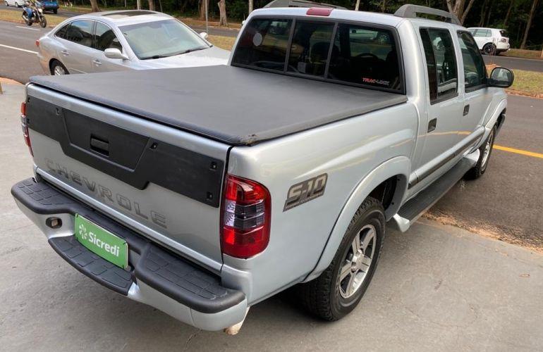 Chevrolet S10 Tornado 4x2 2.8 Turbo Electronic (Cab Dupla) - Foto #4
