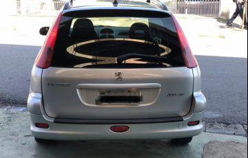Peugeot 206 1.4 Presence 8v - Foto #4