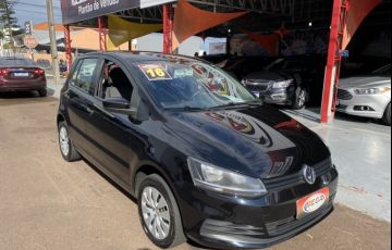 Volkswagen Fox 1.6 MSI Trendline (Flex) - Foto #3