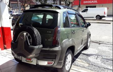 Fiat Idea 1.8 MPi Adventure 16v - Foto #6