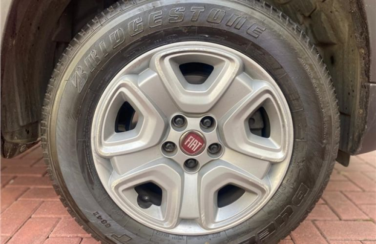 Fiat Toro 1.8 16V Evo Flex Freedom Automático - Foto #7