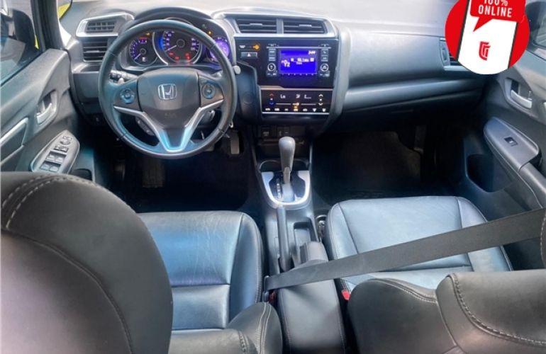 Honda Fit 1.5 EX 16V Flex 4p Automático - Foto #2