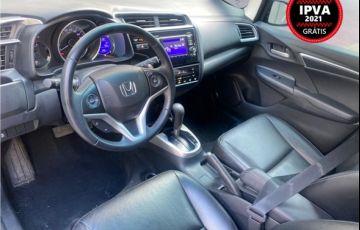 Honda Fit 1.5 EX 16V Flex 4p Automático - Foto #3