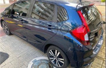 Honda Fit 1.5 EX 16V Flex 4p Automático - Foto #6