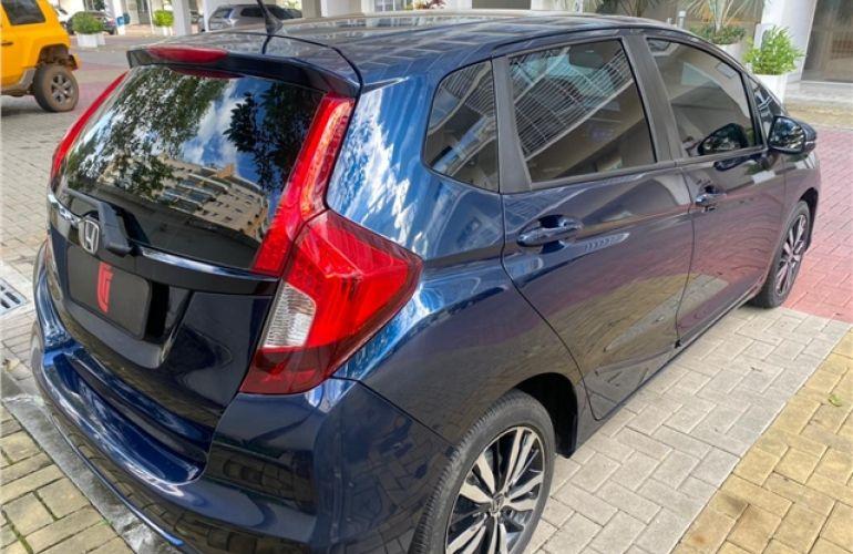 Honda Fit 1.5 EX 16V Flex 4p Automático - Foto #7