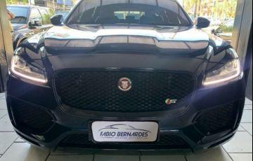 Jaguar F-Pace S AWD 3.0 V6  Supercharged 380 cv