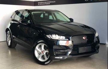 Jaguar F-Pace Prestige 2.0