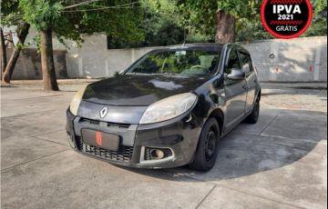 Renault Sandero 1.6 Expression 16V Flex 4p Manual