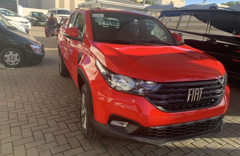 Fiat Strada Cabine Dupla Freedom - Foto #10