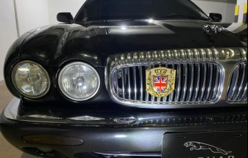 Jaguar Daimler V8 - Exclusivo no Brasil - Foto #3