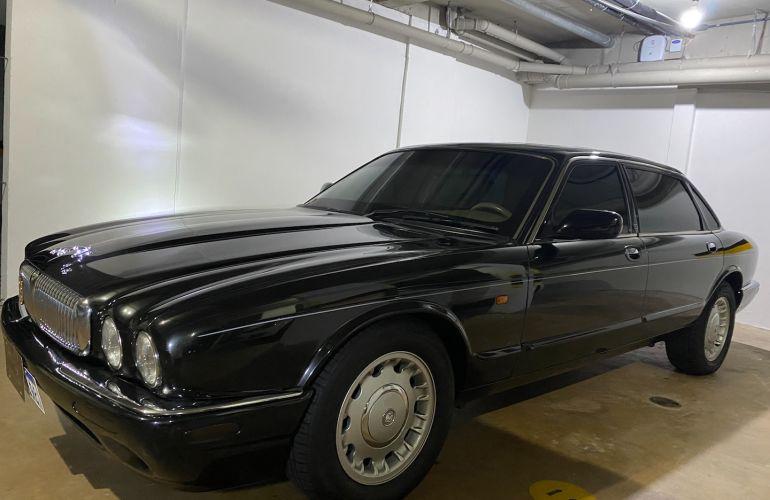 Jaguar Daimler V8 - Exclusivo no Brasil - Foto #1