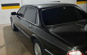 Jaguar Daimler V8 - Exclusivo no Brasil - Foto #4