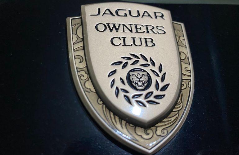 Jaguar Daimler V8 - Exclusivo no Brasil - Foto #7