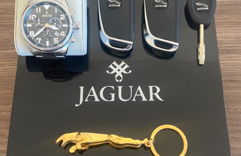 Jaguar Daimler V8 - Exclusivo no Brasil - Foto #8