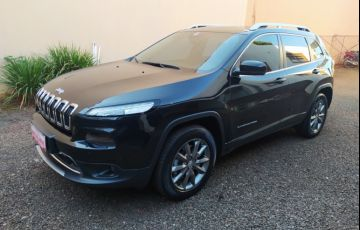 Jeep Cherokee Limited 3.7 V6 4WD - Foto #3