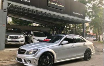 Mercedes-Benz C 63 Amg 6.3 Sedan V8
