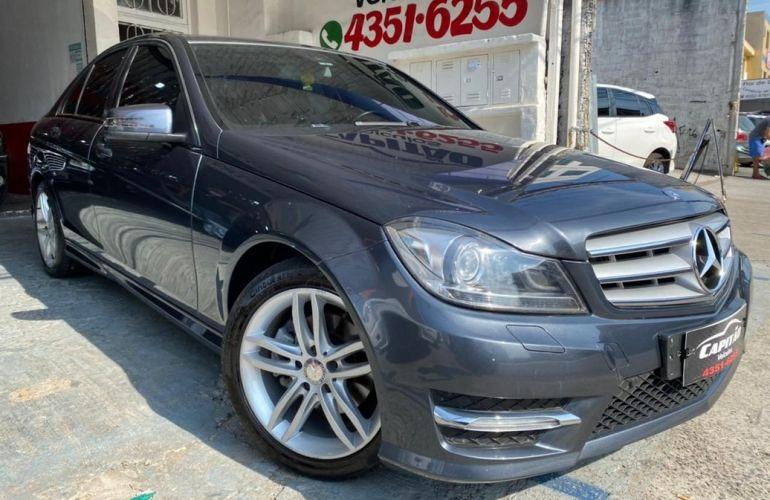 Mercedes-Benz C 200 1.8 Cgi Avantgarde 16v - Foto #1