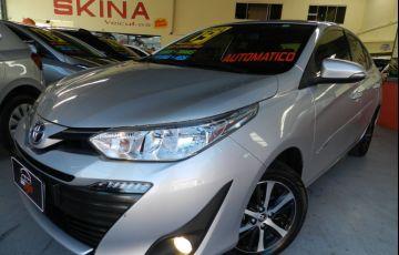 Toyota Yaris 1.5 16V Sedan Xs Multidrive