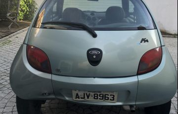 Ford Ka GL 1.0 MPi - Foto #7