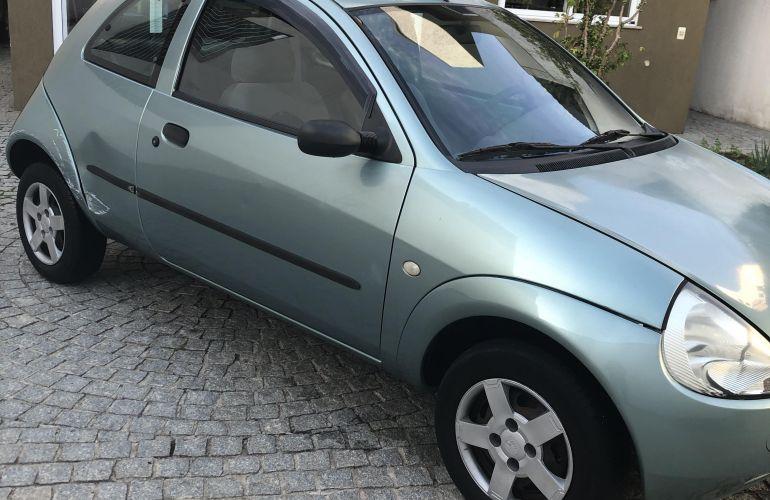 Ford Ka GL 1.0 MPi - Foto #8