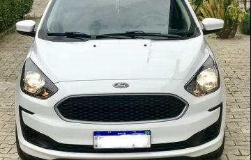 Ford Ka 1.0 SE - Foto #4
