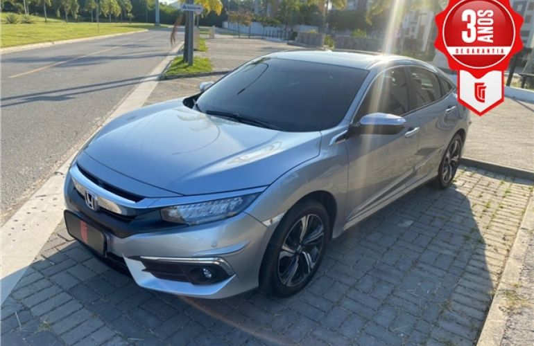 Honda Civic 1.5 16V Turbo Gasolina Touring 4p Cvt - Foto #1