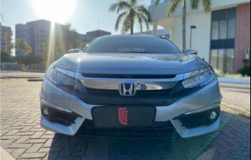Honda Civic 1.5 16V Turbo Gasolina Touring 4p Cvt - Foto #4