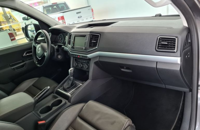 Volkswagen Amarok 3.0 V6 CD Highline 4x4 - Foto #9