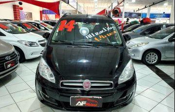 Fiat Idea 1.4 MPi Attractive 8v - Foto #6