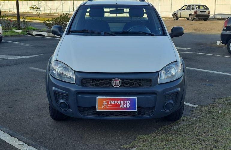 Fiat Strada 1.4 MPi Hard Working CS 8v - Foto #2