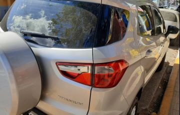 Ford Ecosport Titanium 2.0 16V PowerShift (Flex) - Foto #4
