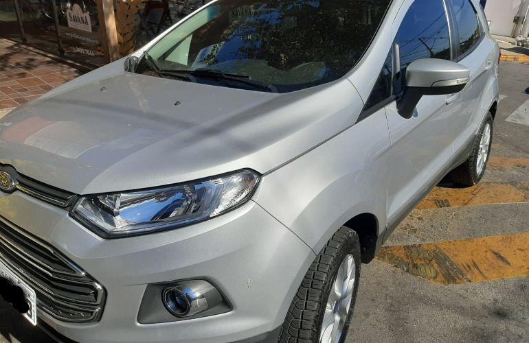 Ford Ecosport Titanium 2.0 16V PowerShift (Flex) - Foto #5