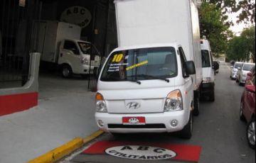 Hyundai HR LD Extra Longo 4X2 com Caçamba 2.5 Turbo Intercooler 8V