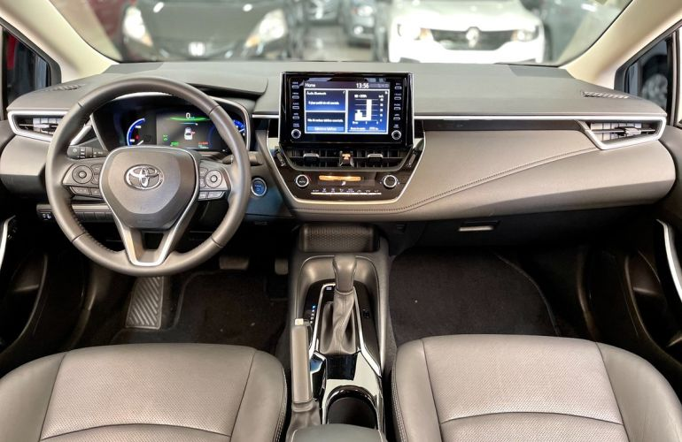 Toyota Corolla 1.8 Vvt-i Hybrid Altis - Foto #9