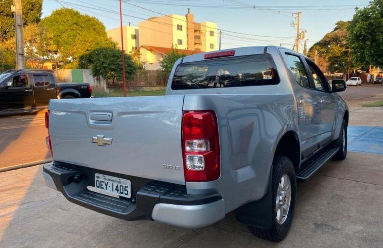 Chevrolet S10 2.4 LT 4x2 (Cab Dupla) (Flex) - Foto #10