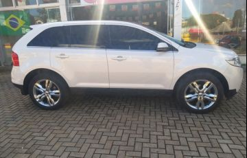 Ford Edge Limited 3.5 4WD - Foto #8